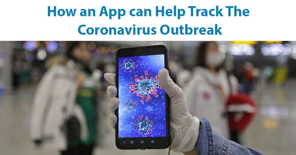 Coronavirus tracker application