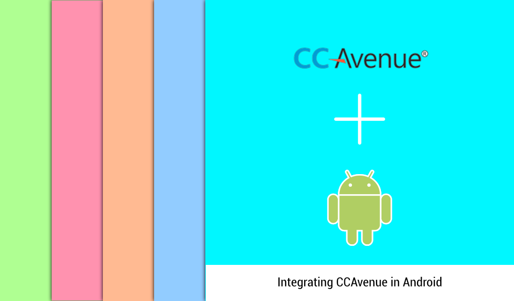 Integrating CCAvenue in Android app