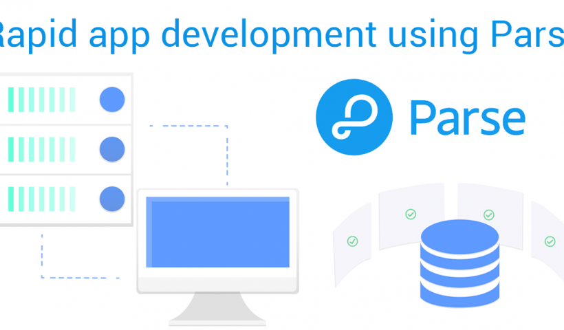 How to use Parse to quickly build apps