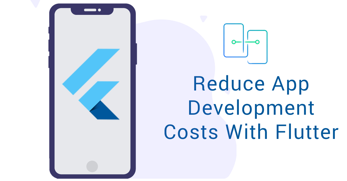 How Flutter saves the cost