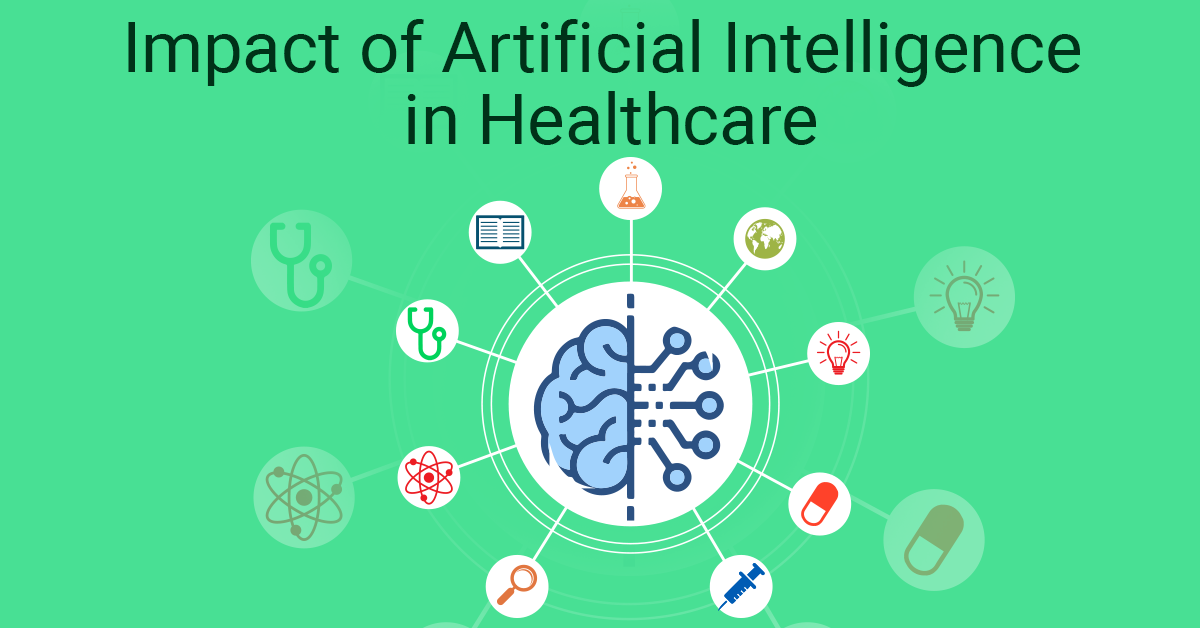 How AI is transforming the future of healthcare