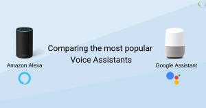 Amazon Alexa vs Google Assistant