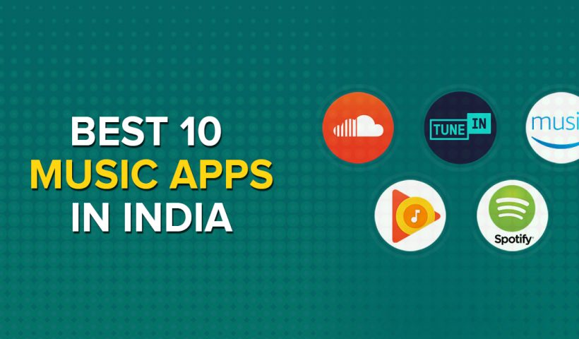 Best Music Apps in India