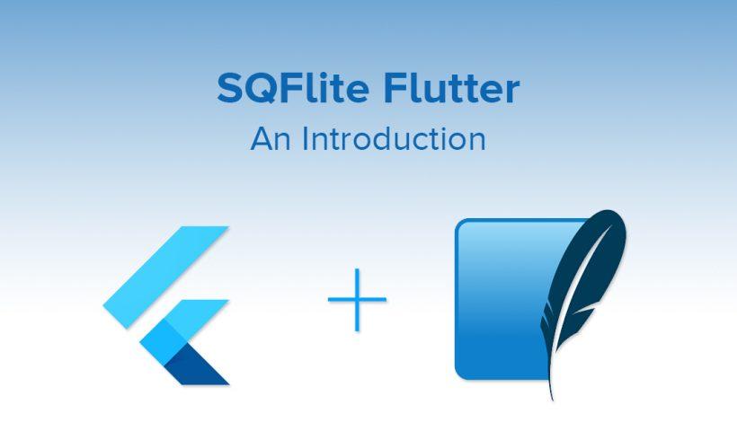 SQFlite Flutter Tutorial