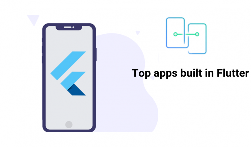 Top Application build in Flutter