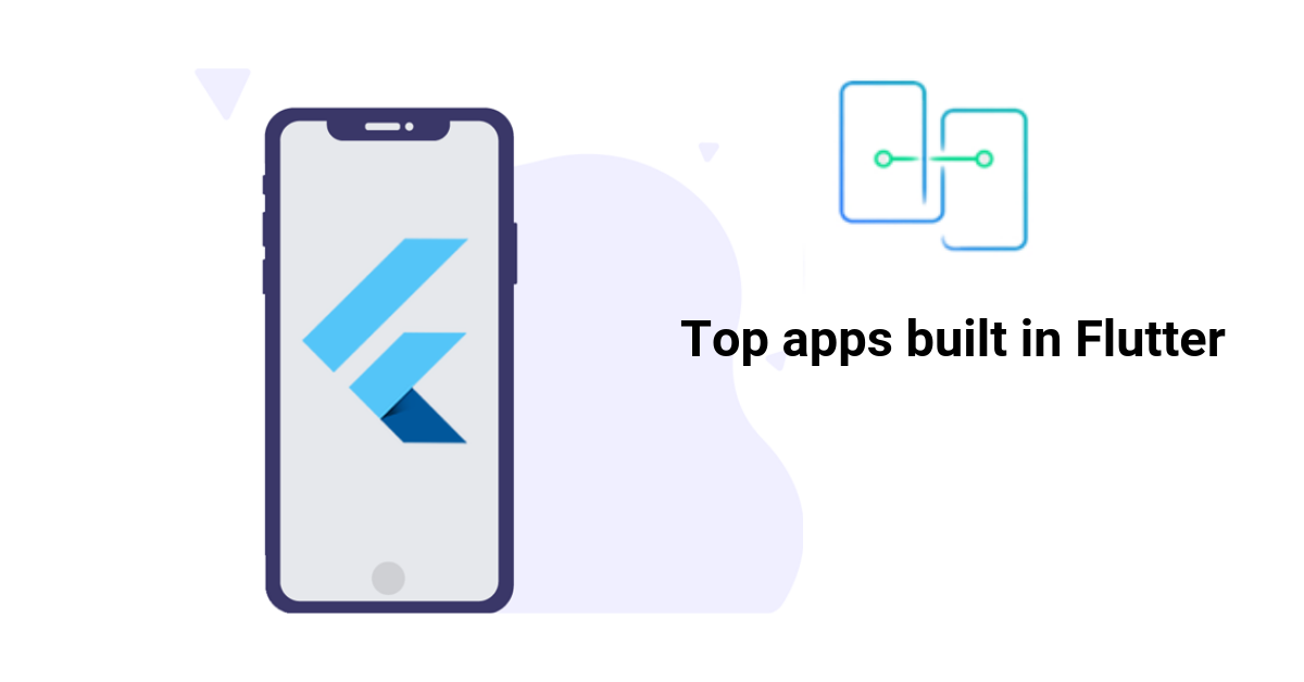Top Application build in Flutter