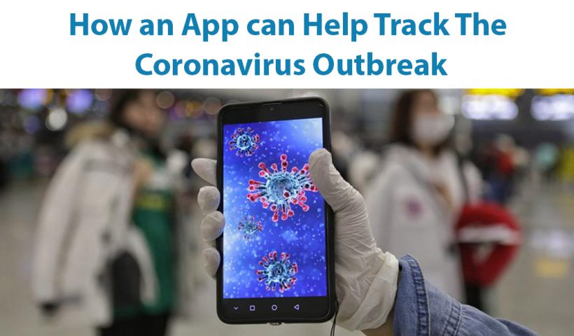 Coronavirus tracker application
