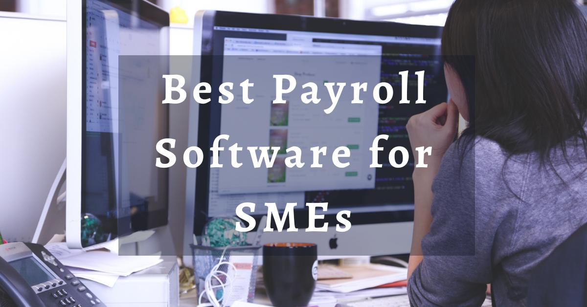 Best payroll software for SEM's
