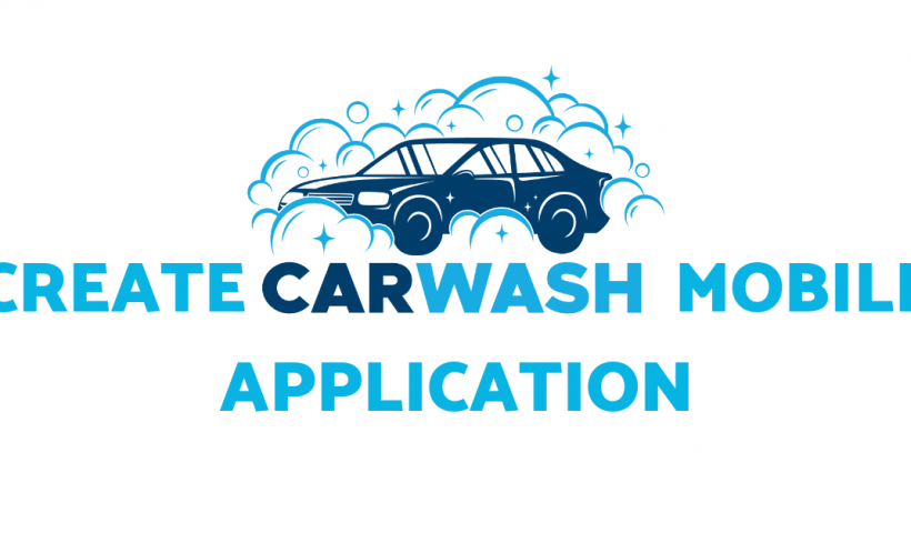 carwash mobile application