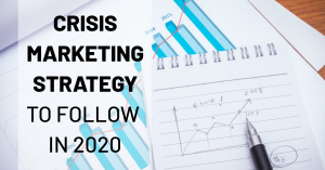 crisis marketing strategy