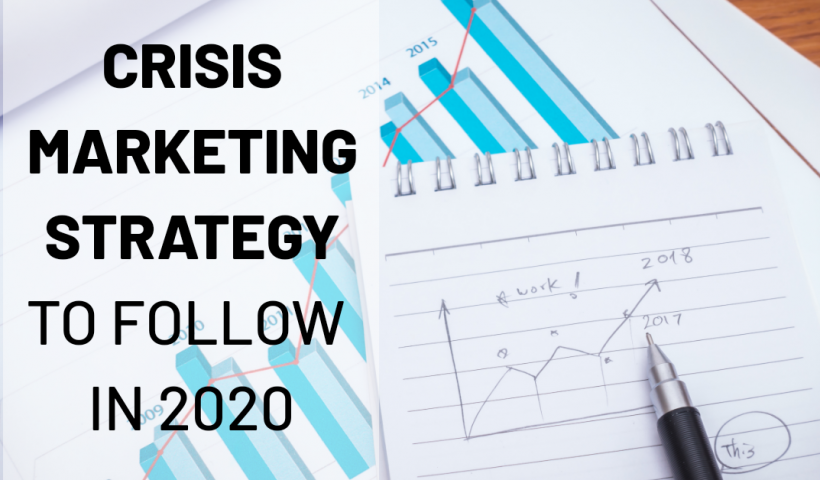 crisis marketing strategy