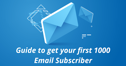 email subscriber increase