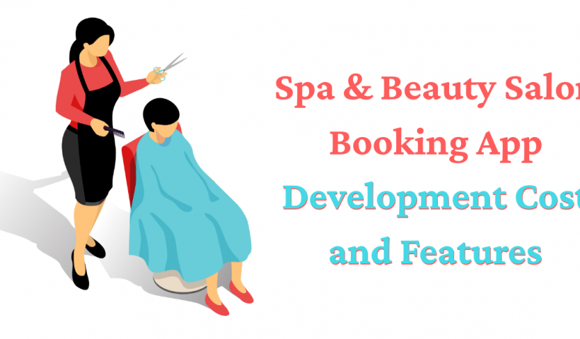 Spa & Salon Mobile Application Cost